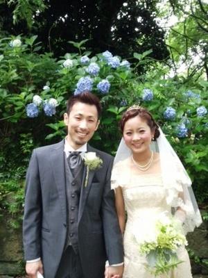 2013.6 Sさま 前撮り ウエディングドレス.JPG
