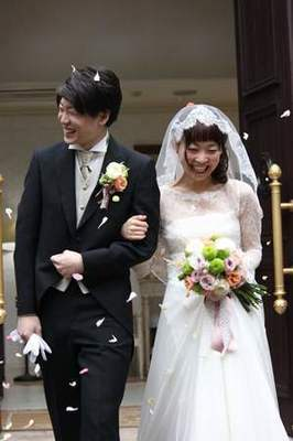 Aさま 麻布迎賓館 袖ありドレス、2WAY.JPG